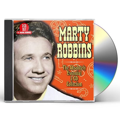 Marty Robbins ABSOLUTELY ESSENTIAL CD