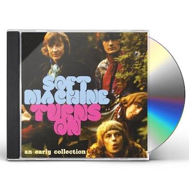 Soft Machine TURNS ON CD