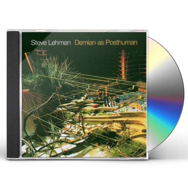 Steve Lehman DEMIAN AS A POSTHUMAN CD
