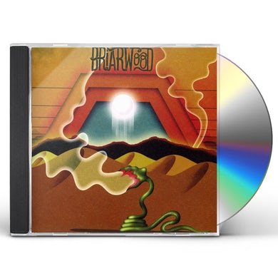 Wooden Wand BRIARWOOD DELUXE EDITION CD