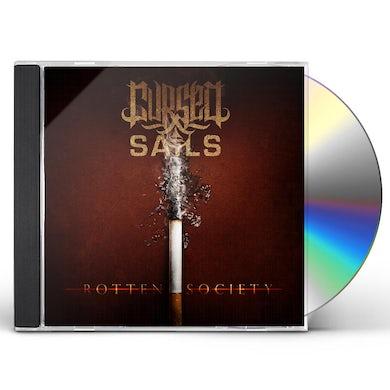 Cursed Sails ROTTEN SOCIETY CD