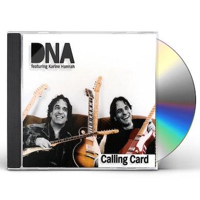 Dna CALLING CARD CD