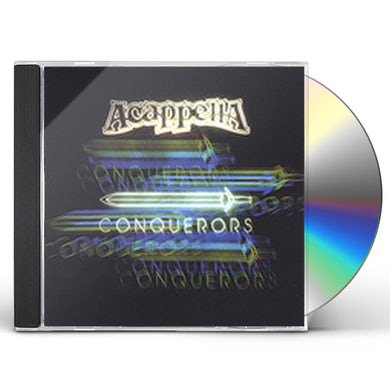 Acappella CONQUERORS CD