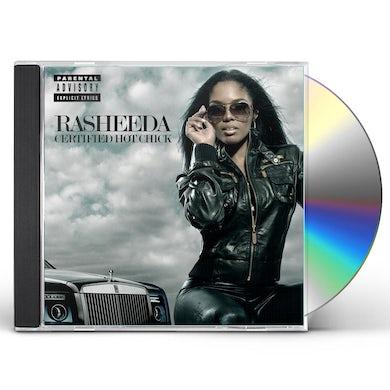 Rasheeda CERTIFIED HOT CHICK CD