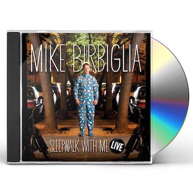 Mike Birbiglia SLEEPWALK WITH ME LIVE CD
