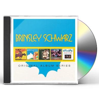 Brinsley Schwarz ORIGINAL ALBUM SERIES CD
