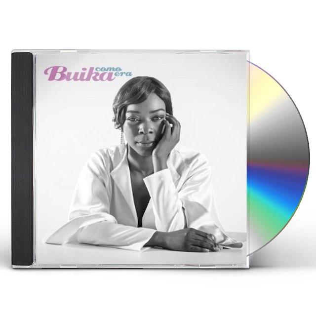 Buika NOCHE MAS LARGA CD