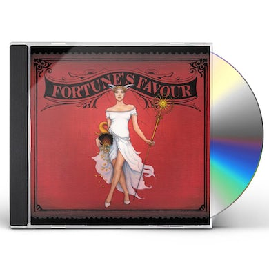 Great Big Sea FORTUNE'S FAVOUR CD