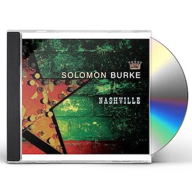 Solomon Burke NASHVILLE CD
