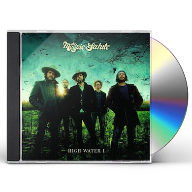 Magpie Salute HIGH WATER I CD