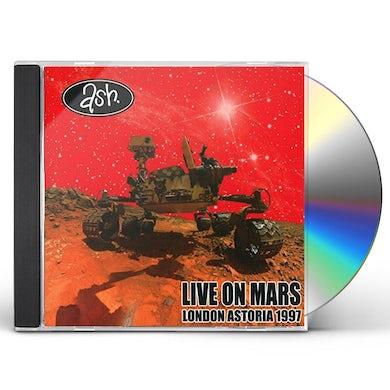 Ash LIVE ON MARS: LONDON ASTORIA 1997 CD