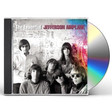 ESSENTIAL JEFFERSON AIRPLANE CD