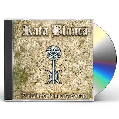 Rata Blanca LLAVE DE LA PUERTA SECRETA CD