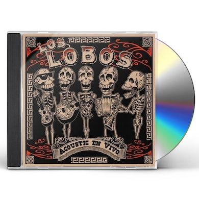 Los Lobos ACOUSTIC EN VIVO CD