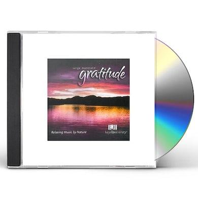 Serge Mazerand GRATITUDE CD