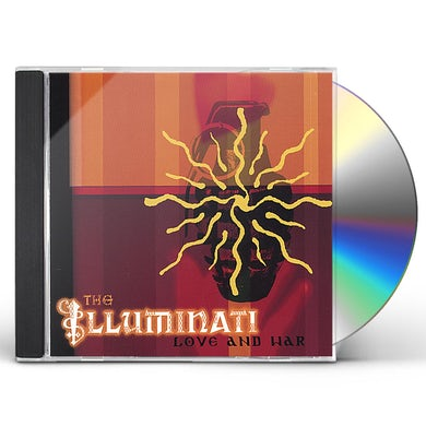 Illuminati LOVE & WAR CD