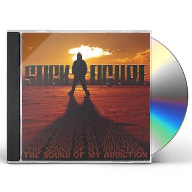 Stick Figure SOUND OF MY ADDICTION CD