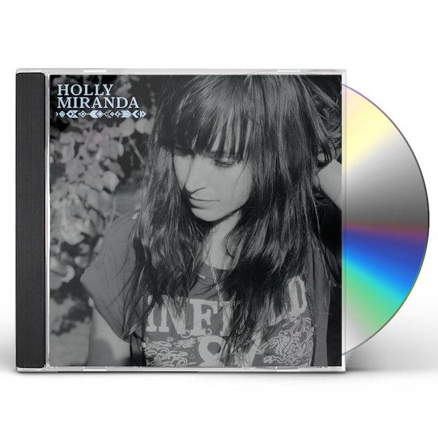Holly Miranda CD