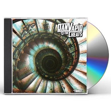 Dan Vapid & Cheats THREE CD
