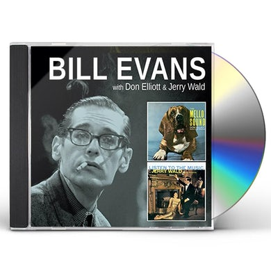 Bill Evans MELLO SOUND OF DON ELLIOTT CD