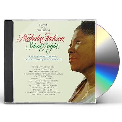 Mahalia Jackson SILENT NIGHT-SONGS FOR CHRISTMAS CD