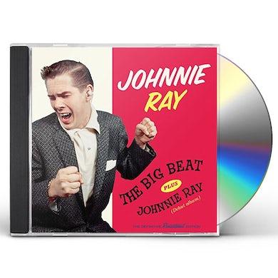 BIG BEAT + JOHNNIE RAY CD