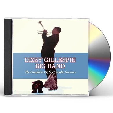 Dizzy Gillespie COMPLETE 1956-57 STUDIO SESSIONS CD