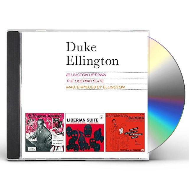Duke Ellington ELLINGTON UPTOWN / THE LIBERIAN SUITE CD