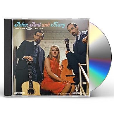 Peter Paul & Mary DEBUT ALBUM CD