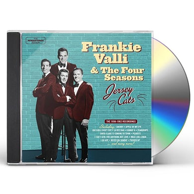 Frankie Valli JERSEY CATS CD