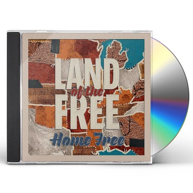 Land Of The Free CD