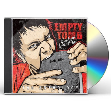 Empty Tomb EAT IT LIKE IT IS: THE ANTHOLOGY CD