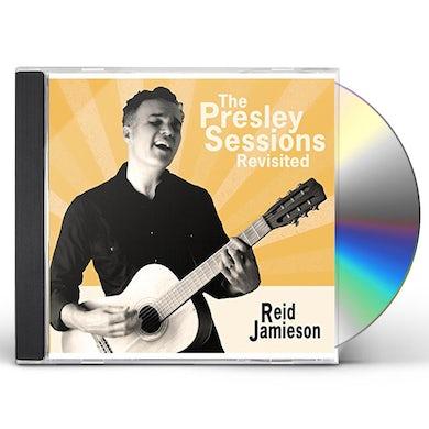 Reid Jamieson PRESLEY SESSIONS REVISITED CD