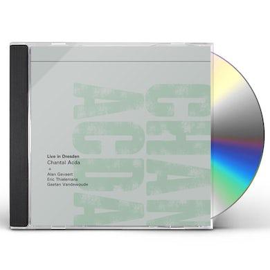 Chantal Acda LIVE IN DRESDEN CD