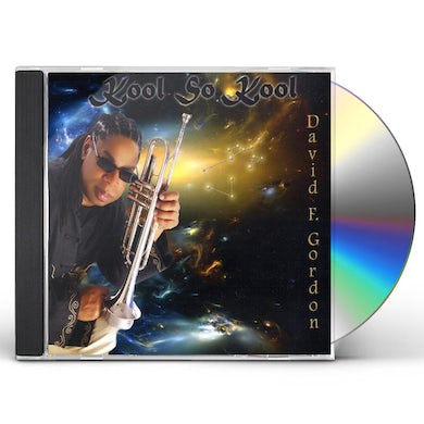 David Gordon KOOL SO KOOL CD