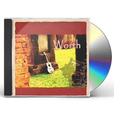 Crimson WORTH CD
