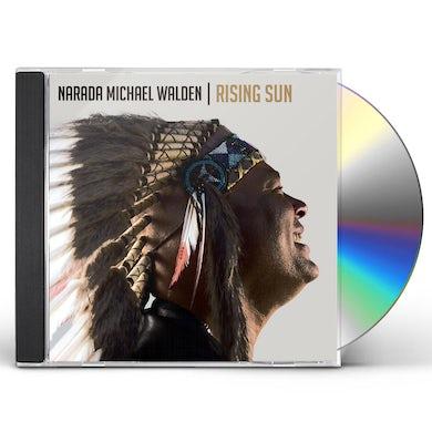 Narada Michael Walden RISING SUN CD