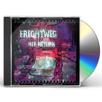 Frightwig HIT RETURN EP CD