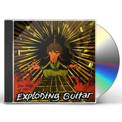 Mr. Fastfinger WAY OF THE EXPLODING GUITAR CD