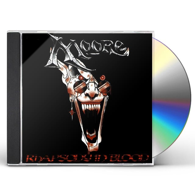 Moore RHAPSODY IN BLOOD CD