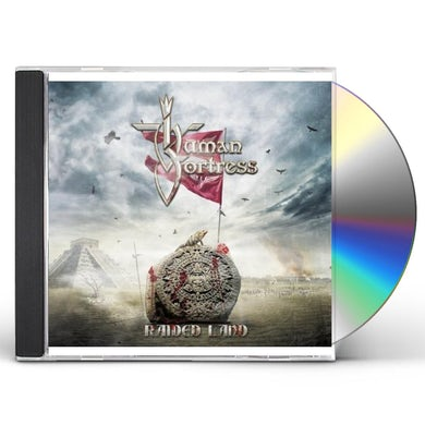 Human Fortress RAIDED LAND CD