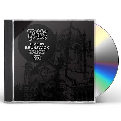 Rose Tattoo TATTS: LIVE IN BRUNSWICK 1982 CD