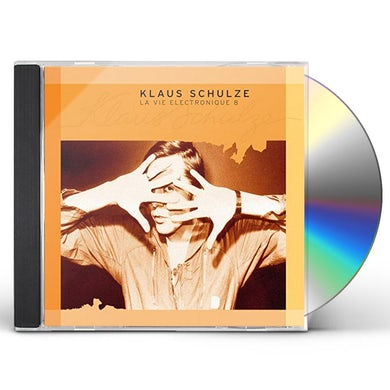 Klaus Schulze LA VIE ELECTRONIQUE 8 CD