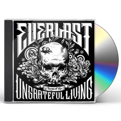 Everlast SONGS OF THE UNGRATEFUL LIVING CD
