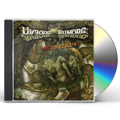 LIVE YOU TO DEATH 2-AMERICAN PUNISHMENT CD