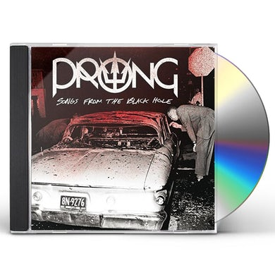 Prong SONGS FROM THE BLACK HOLE CD
