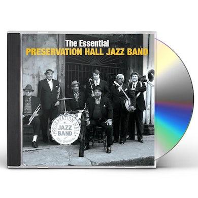 ESSENTIAL PRESERVATION HALL JAZZ BAND CD