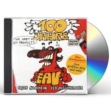 100 JAHRE EAV: IHR HABT ES SO GEWOLLT CD