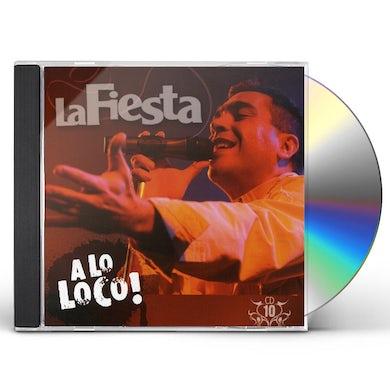 Fiesta LO LOCO CD