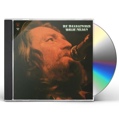 Willie Nelson TROUBLEMAKER CD